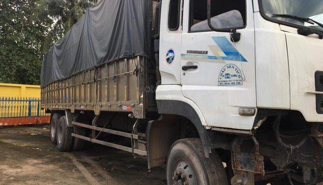 Ngân hàng thanh lý bán đáu giá xe tải Dongfeng 3 chân đời 2014