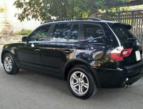 Bán BMW X3 số tự động nhập Mỹ, 2 cầu 4x4, Sx 2005 đăng ký lần đầu 2007 chính chủ