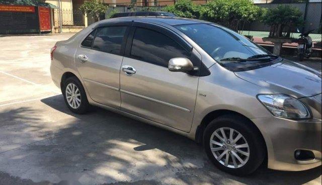 Cần bán lại xe Toyota Vios MT năm 2011, vẫn còn đẹp và sử dụng rất tốt