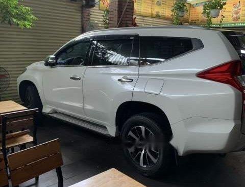 Bán xe Pajero Sport máy dầu số tự động, đăng kí 12/2018