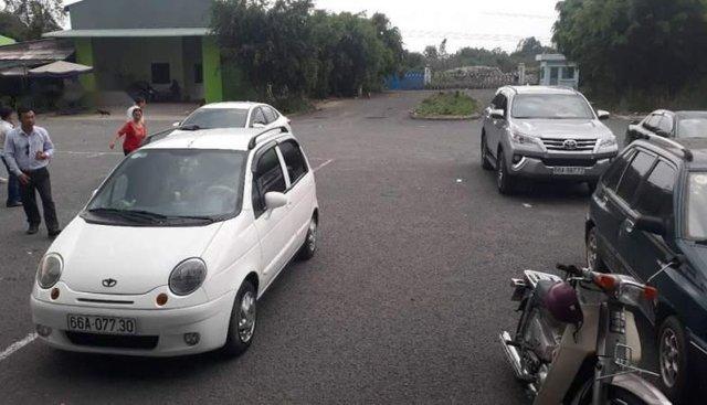 Chính chủ bán lại xe Daewoo Matiz SE năm 2008, màu trắng