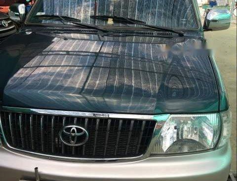 Bán Toyota Zace năm 2005 như mới, giá chỉ 180 triệu