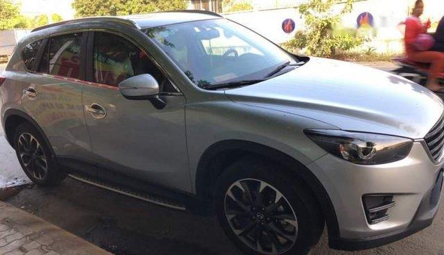 Bán ô tô Mazda CX 5 sản xuất năm 2016, màu xám, kiểm tra định kỳ tại hãng, bao test hãng