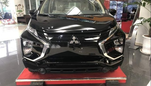 Cần bán xe Mitsubishi Xpander năm 2019, màu đen, xe nhập