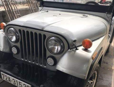Bán xe Jeep A2 sản xuất 1981, xe còn rất đẹp và mới