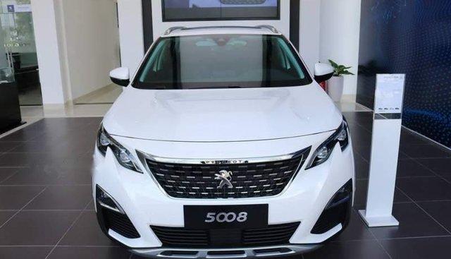 Bán xe Peugeot 3008 đời 2019, màu trắng, nhập khẩu
