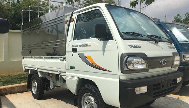 Cần bán Thaco Towner 800, màu xanh lam, 161triệu, hỗ trợ trả góp thủ tục nhanh, lãi suất ưu đãi