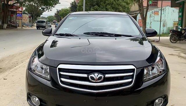 Cần bán Daewoo Lacetti năm 2009, màu đen, xe đẹp