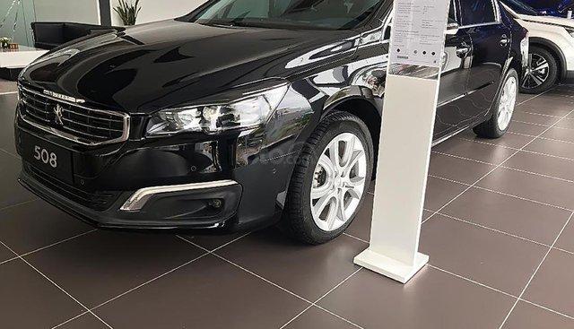 """Bán Peugeot 508 mới 2015 đã """"lột xác"""" về thiết kế với phong cách hiện đại và bắt mắt hơn"""