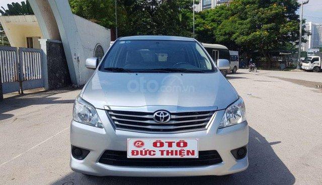 Toyota Innova 2.0E năm 2013 - 0912252526