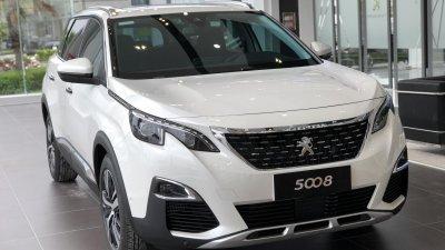 Peugeot Biên Hòa bán xe Peugeot 5008 2019 đủ màu, giao xe nhanh - Giá tốt nhất - 0934 661 778 để hưởng ưu đãi