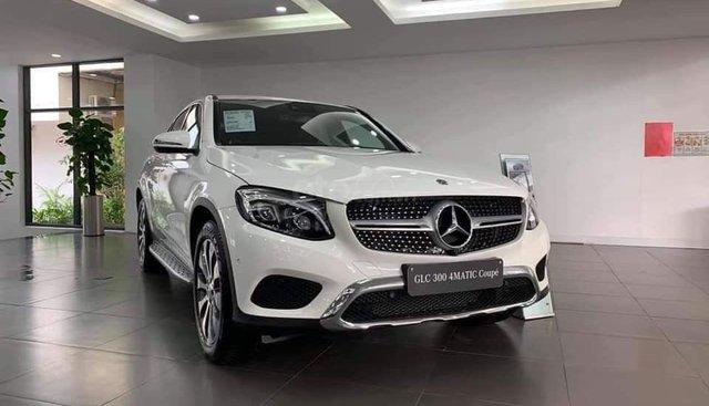 Xe nhập khẩu- Giá xe Mercedes GLC 300 Coupe 4Matic, thông số kỹ thuật, giá lăn bánh, khuyến mãi 06/2019