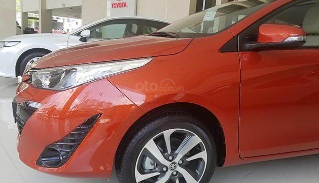 Bán ô tô Toyota Yaris G 2019, nhập khẩu, giá chỉ 630 triệu