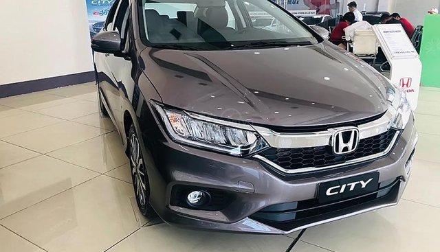 Bán Honda City 1.5TOP năm sản xuất 2019, 599tr