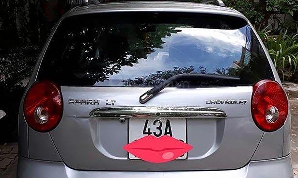 Bán Chevrolet Spark năm sản xuất 2009, màu bạc, xe nhập xe gia đình giá cạnh tranh