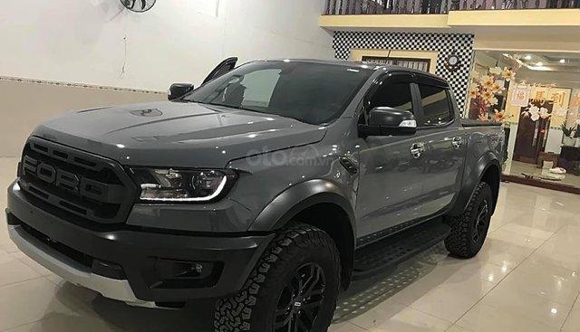 Bán xe Ford Ranger Raptor đời 2019, xe nhập