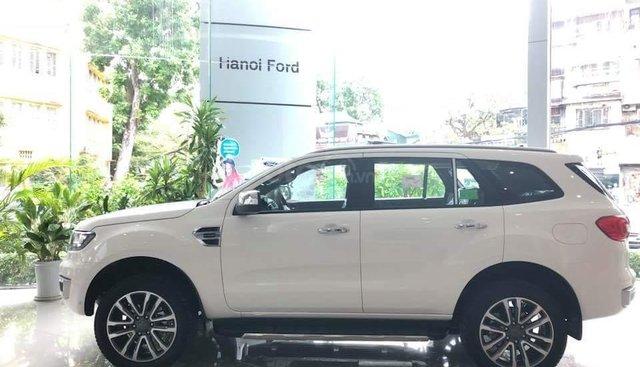 Ford Everest Titanium 2.0L 4x2 2019 giảm giá sâu với nhiều chương trình hấp dẫn