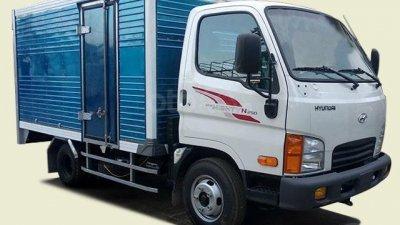 Hyundai 2.2t thùng kín N250, chỉ 380tr lăn bánh