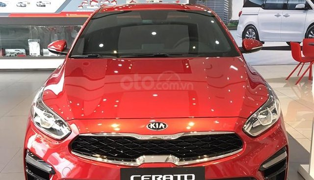 Kia Thảo Điền - Kia Cerato 2019 đủ màu, giao ngay, hỗ trợ bảo hiểm và gói phụ kiện chính hãng giá trị lớn