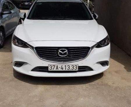 Bán ô tô Mazda MX 6 năm 2017, màu trắng còn mới, giá tốt