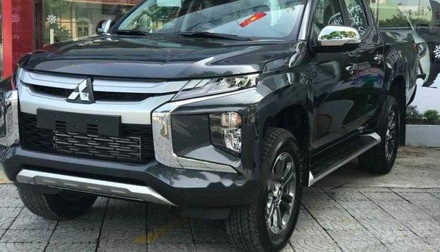 Bán ô tô Mitsubishi Triton sản xuất 2019, màu xám, nhập khẩu, 730.5 triệu