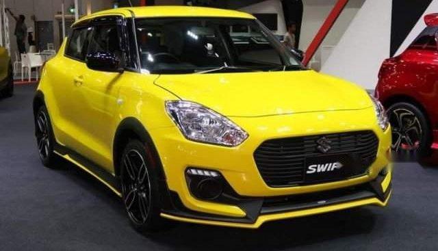 Bán Suzuki Swift đời 2019, màu vàng, nhập khẩu nguyên chiếc