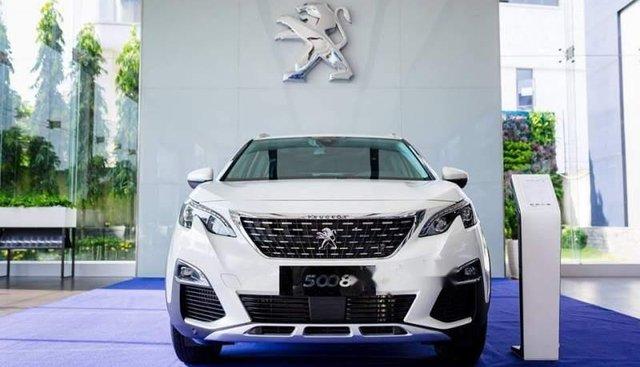 Bán Peugeot 5008 đời 2019, màu trắng, nhập khẩu nguyên chiếc