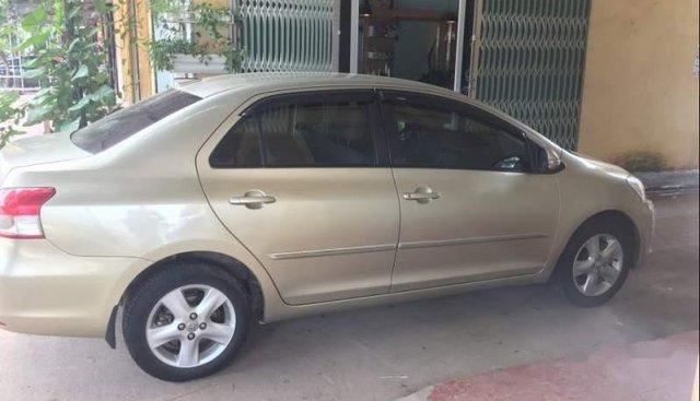 Cần bán lại xe Toyota Vios E 2008, 289 triệu