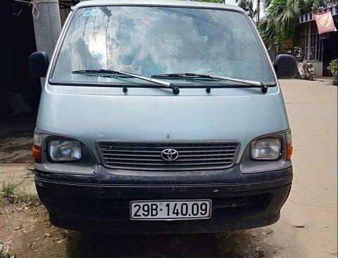 Bán xe Toyota Hiace năm sản xuất 2001, nhập khẩu