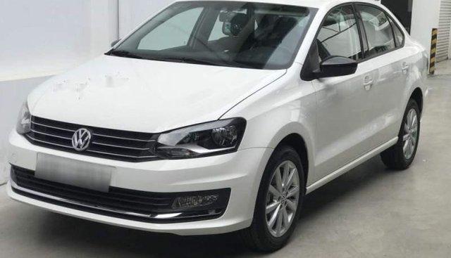 Bán xe Volkswagen Polo 2019, màu trắng, nhập khẩu nguyên chiếc