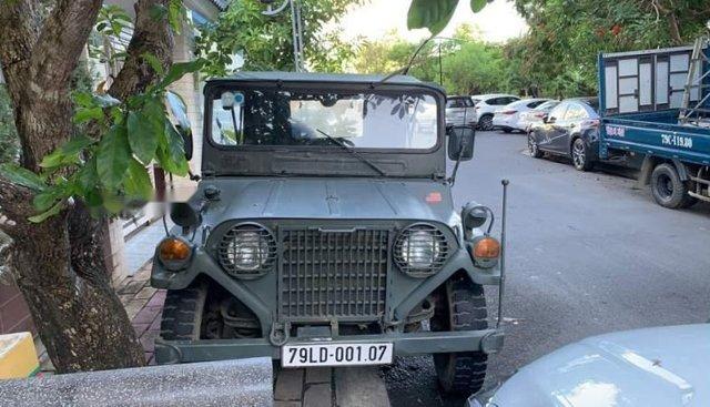 Bán Jeep A2 1980, nhập khẩu, chính chủ