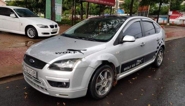 Bán gấp Ford Focus 2.0S đời 2007, màu bạc, xe nhập