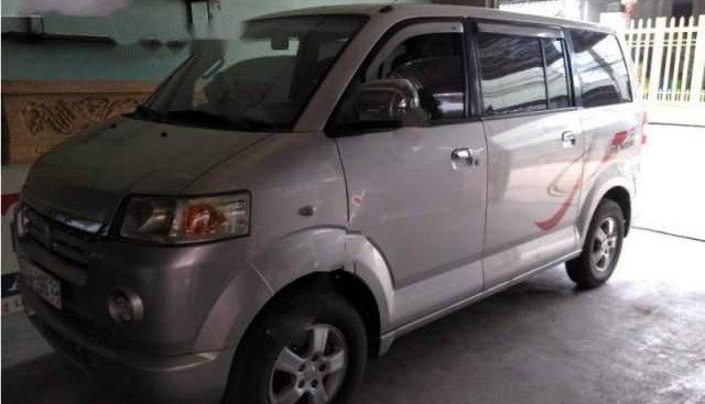 Cần bán lại xe Suzuki APV GLX 1.6 AT đời 2007, màu bạc, giá tốt