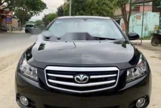 Cần bán lại xe Daewoo Lacetti đời 2009, màu đen giá cạnh tranh
