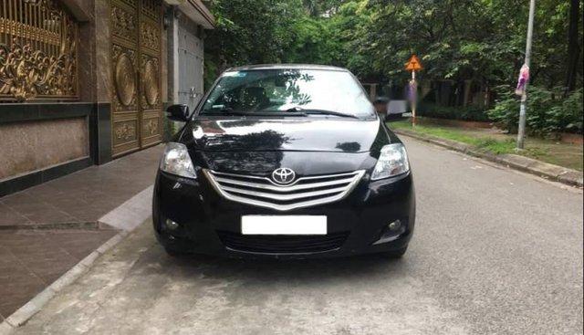 Cần bán gấp Toyota Vios E năm sản xuất 2009, màu đen, giá tốt