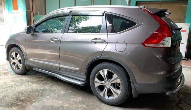 Chính chủ bán ô tô Honda CR V năm 2013, màu xám