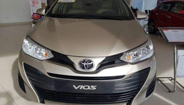 Cần bán Toyota Vios sản xuất năm 2019, giá chỉ 581 triệu