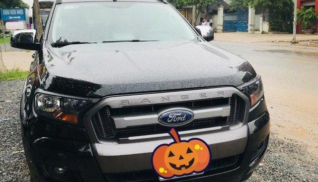 Bán Ford Ranger XLS AT năm 2017, màu đen, nhập khẩu nguyên chiếc