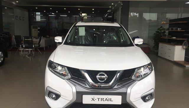 Bán xe Nissan X trail 2.0 Luxury năm 2019, màu trắng giá tốt nhất