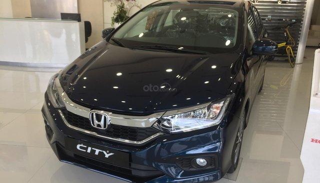Bán Honda City 2019 có sẵn cùng nhiều khuyến mãi lớn