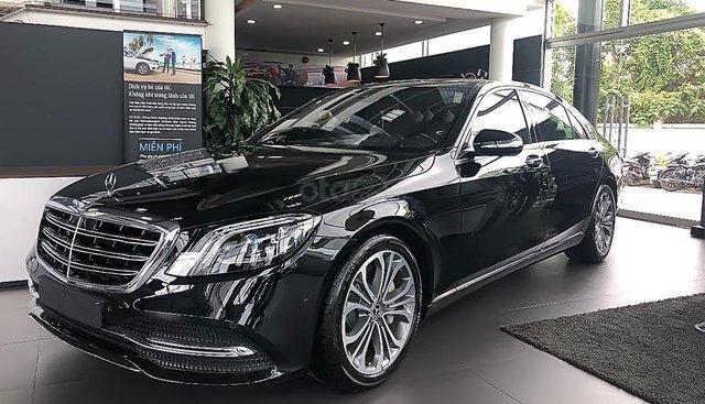 Bán xe Mercedes S450 Luxury đời 2019, màu đen