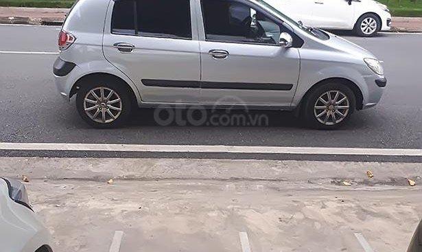 Cần bán lại xe Hyundai Getz 1.1 MT năm 2009, màu bạc, nhập khẩu còn mới
