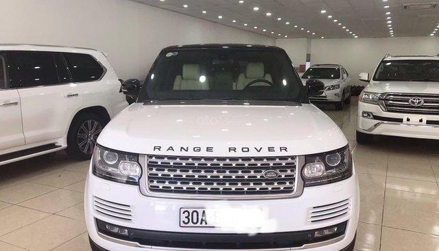 Bán LandRover Range Rover HSE đăng ký 2015, nhập Mỹ, LH 0906223838