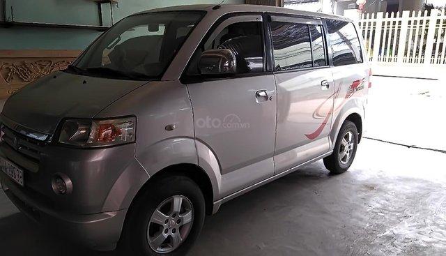 Cần bán xe Suzuki APV 2007, màu bạc, xe nhập