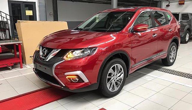 Bán Nissan X trail SL Luxyry sản xuất 2019, màu đỏ, giá tốt