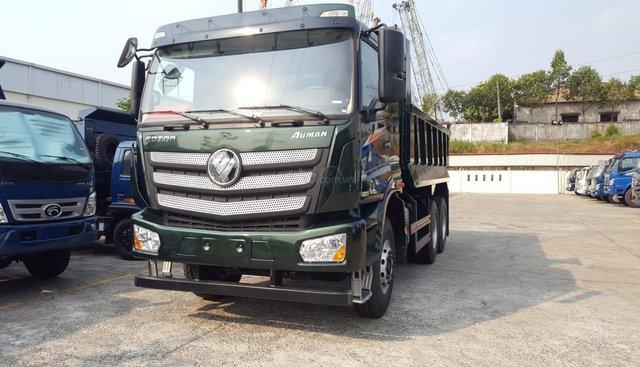 Bán xe ben 3 giò Thaco Auman D240ETX. E4; 9,3 khối tại Đồng Nai