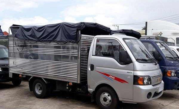 Bán JAC 1,25 tấn thùng mui bạt, 40tr nhận xe