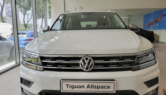 Bán Volkswagen Tiguan trắng ngọc trai 2019 - Hỗ trợ ngân hàng đến 85%
