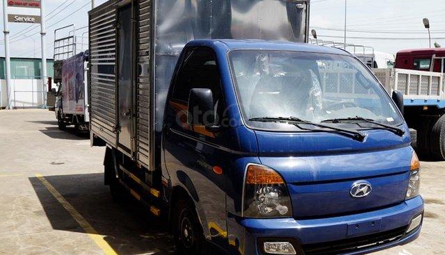 Bán xe tải Hyundai 1T5 thùng kín Porter H150