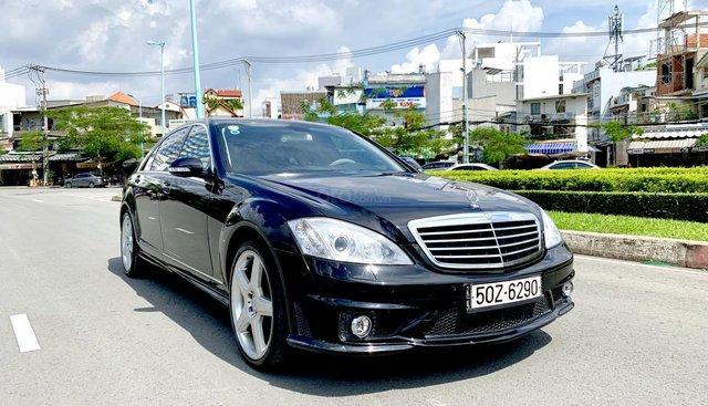 Mercedes-Benz S350 Đk 2008 hàng full cao cấp vào đủ đồ chơi, cửa hít camera giữ khoảng